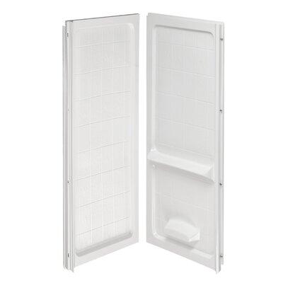 "38"" x 70"" x 70"" Neo Angle Shower Wall Product Photo"