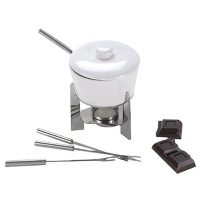 Chocolate Fondue Set by Paderno World Cuisine
