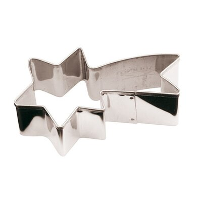 Stainless Steel Comet Cookie Cutter by Paderno World Cuisine