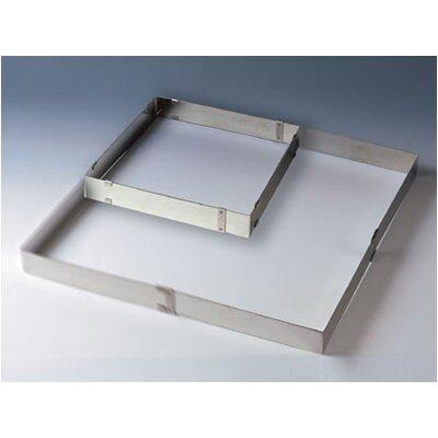 Paderno World Cuisine Adjustable Square Frame Extender