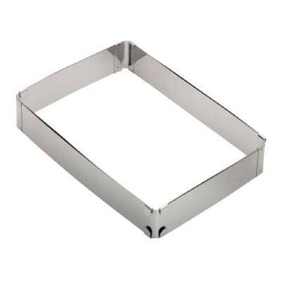 Paderno World Cuisine Adjustable Rectangular Frame Extender