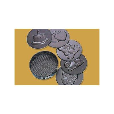 Paderno World Cuisine Non-Stick Imprints Springform Pan