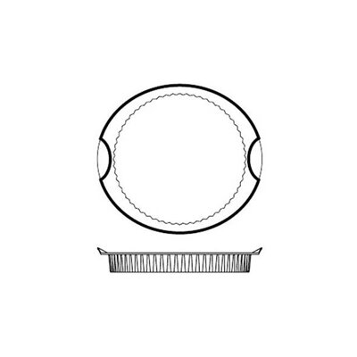 Non-Stick Silicone Quiche / Tart Mold by Paderno World Cuisine