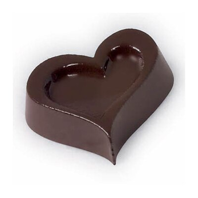 Chocolate Mold in Heart Shape by Paderno World Cuisine