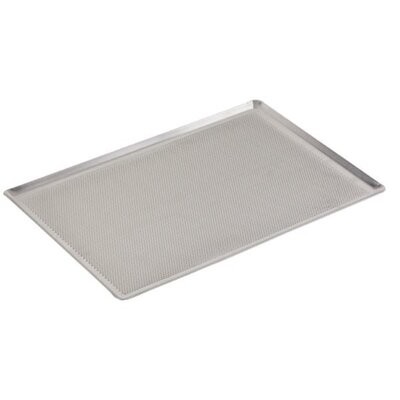 Paderno World Cuisine 45 Degree Sided Perforated Baking Sheet