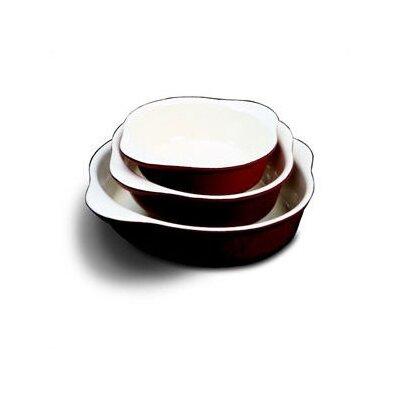 "Paderno World Cuisine 6.23"" Enamel Round Dish"