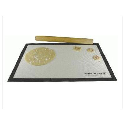 Paderno World Cuisine 25.38'' Roll'Pat Counter Pastry Mat