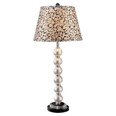 """Minka Ambience 31.5"""" H Table Lamp with Empire Shade"""