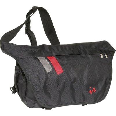 Drift Messenger Bag by Ice Red