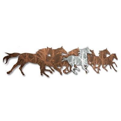 All My Walls Wild Horses Wall Décor