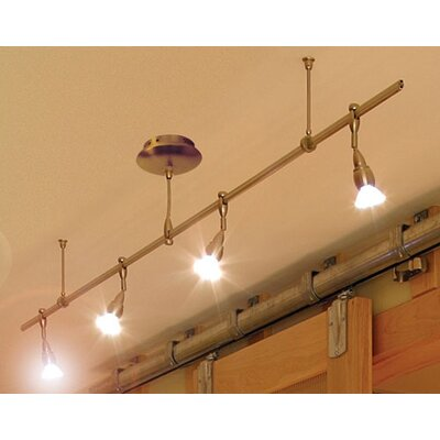 Monorail Straight Track Lighting Kit Product Photo