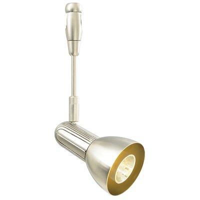 """LBL Lighting Swing 3"""" One Light 25 Degree Spot Light in Bronze"""