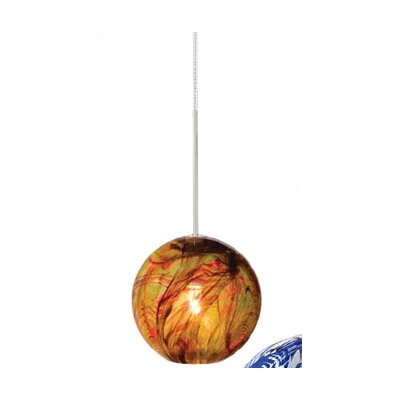 LBL Lighting Paperweight 1 Light Mini Pendant