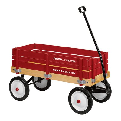 Town & Country Wagon Ride-On by Radio Flyer