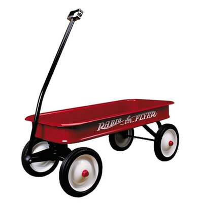 Classic Wagon Ride-On by Radio Flyer