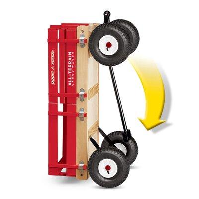 Radio Flyer All-Terrain Cargo Wagon Ride-On