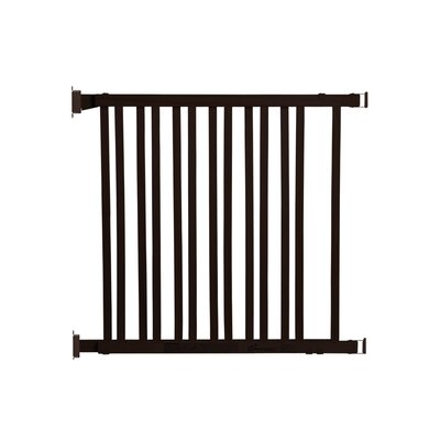 Wooden Expandable Gate by Dreambaby