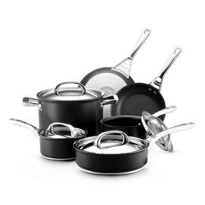 Infinite 10 Piece Cookware Set by Circulon