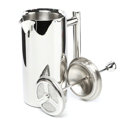 Frieling Polished Stainless Steel French Press
