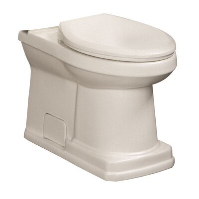 Cirtangular Elongated Toilet Bowl Only Product Photo