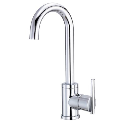 Parma Single Handle Deck Mount Kitchen Faucet Product Photo