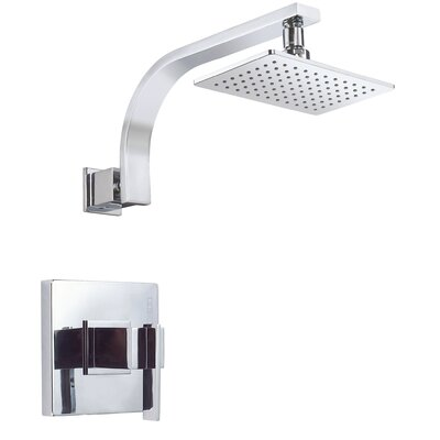 Sirius Volume Tub and Shower Faucet Trim Product Photo