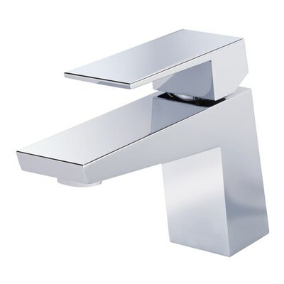 Mid-Town Single Handle Single Hole Bathroom Faucet Product Photo