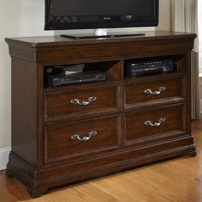 Signature 4 Drawer Media Chest by American Woodcrafters