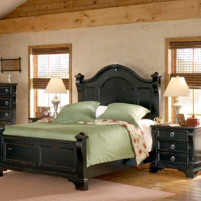 American woodcrafters heirloom panel customizable bedroom for American woodcrafters bedroom furniture