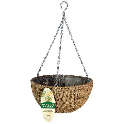 World Source Partners Round Hanging Basket