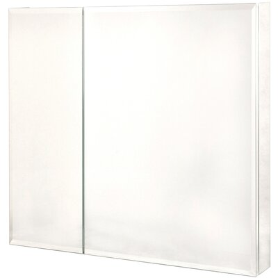 "30"" x 30"" Beveled Edge Medicine Cabinet Product Photo"