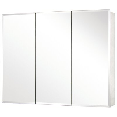 "48"" x 31"" Beveled Edge Medicine Cabinet Product Photo"