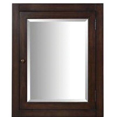 "Richmond 24"" x 30"" Corner Mount Medicine Cabinet Product Photo"