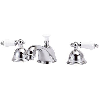 Bradsford Double Handle Mid Arc Bathroom Faucet by Elizabethan Classics