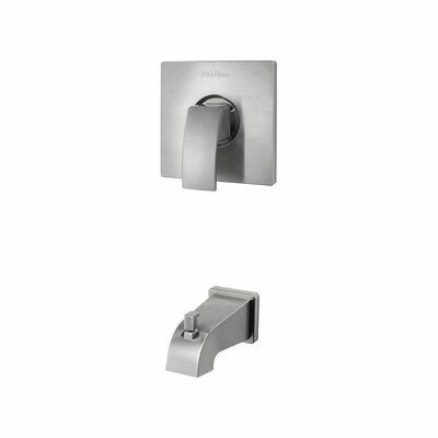 Kenzo Single Handle Wall Mount Tub Only Faucet Product Photo
