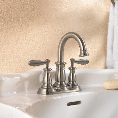Langston Double Handle Centerset Standard Bathroom Faucet Product Photo