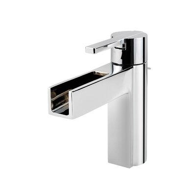 Single Handle Single Hole Standard Bathroom Faucet Product Photo