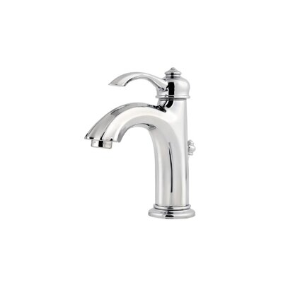 Portola Single Handle Centerset Standard Bathroom Faucet Product Photo