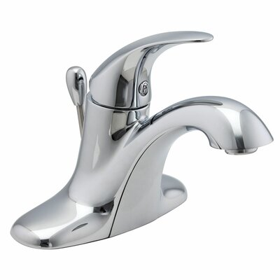 Serrano Single Handle Centerset Standard Bathroom Faucet Product Photo