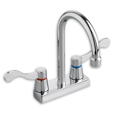American Standard Heritage Two Handles Centerset Kitchen Faucet with Optional Handles