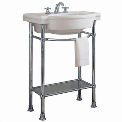 Retrospect Console Table with Bathroom Sink Product Photo