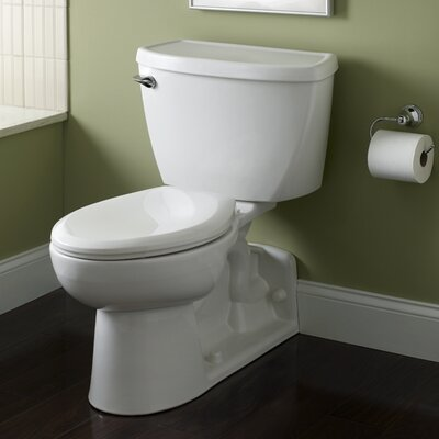 Yorkville Pressure Assisted 1.6 GPF Elongated 2 Piece Toilet Product Photo