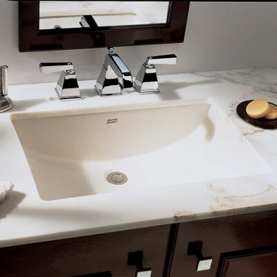 Studio Undermount Bathroom Sink Product Photo