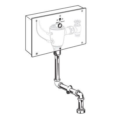 American Standard Concealed Urinal Flush Valve