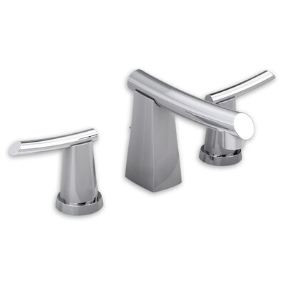 Green Tea Widespread Bathroom Sink Faucet with Double Lever Handles Product Photo