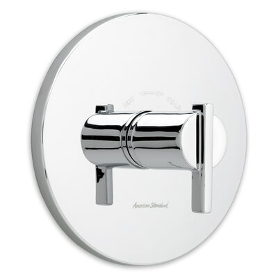 Berwick Central Thermostatic Shower Faucet Trim with Lever Handles Product Photo