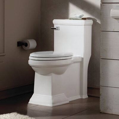 Town Square Flowise RH 1.6 GPF Elongated 1 Piece Toilet Product Photo
