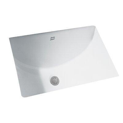 Studio Undermount Bathroom Sink Product Photo