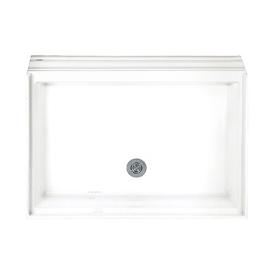 Town Square Single Threshold Shower Base Product Photo