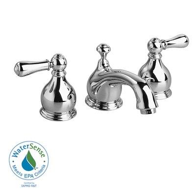 American Standard Hampton Widespread Bathroom Faucet With Double Lever Metal Handles Reviews